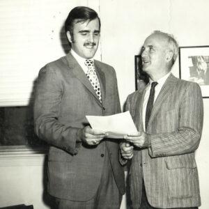 *With Congressman Peter Frelinghuysen at Congressman Frelinghuysen's Offices in Washington D.C..
